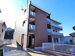 千葉県船橋市中野木1の賃貸アパートの外観