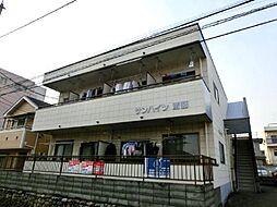 サンハイツ斎藤[202号室]の外観
