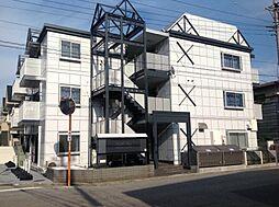 埼玉県川口市柳崎1丁目の賃貸アパートの外観