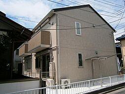 神奈川県大和市南林間1丁目の賃貸アパートの外観