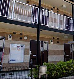 兵庫県加古郡稲美町国岡1の賃貸アパートの外観