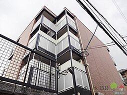 レオパレスアブリール3番館[1階]の外観