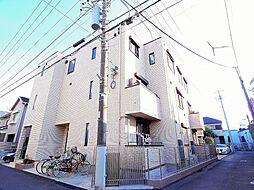 東京都西東京市田無町6丁目の賃貸アパートの外観