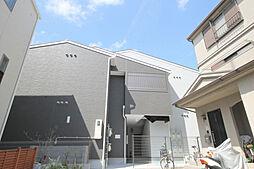 大阪府豊中市末広町3丁目の賃貸アパートの外観