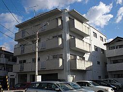 愛媛県松山市天山2丁目の賃貸マンションの外観