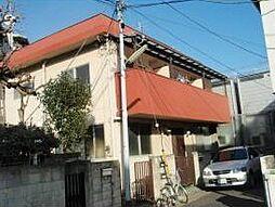 東京都世田谷区代沢4丁目の賃貸マンションの外観