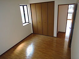グランパルク向井A棟[2階]の間取り