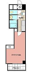 堺町センタービル[7階]の間取り