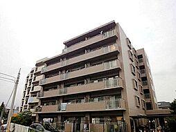 福岡県福岡市西区内浜2丁目の賃貸マンションの外観