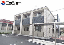 サニーウエル[1階]の外観