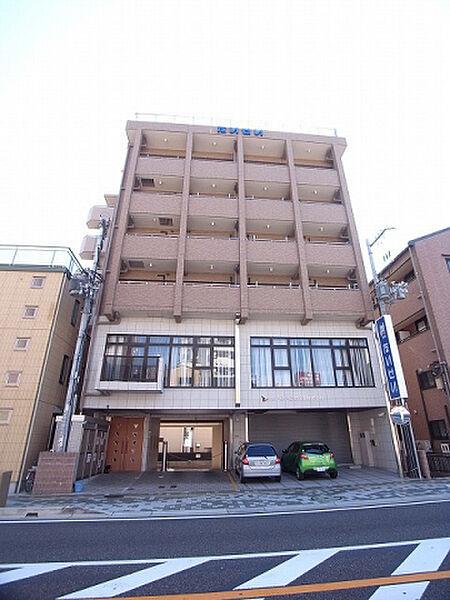 兵庫県川西市小花2丁目の賃貸マンション