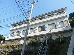 鎌倉富士見パレス[201号室]の外観