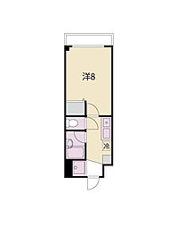 Lindenbaum[2階]の間取り