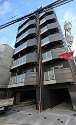 東京都渋谷区上原1丁目の賃貸マンションの外観