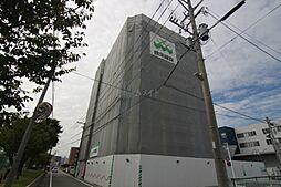 福岡県大野城市仲畑2丁目の賃貸マンションの外観