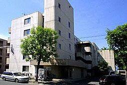 プラチナマンション北21条[1階]の外観