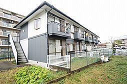 兵庫県川西市美園町の賃貸アパートの外観