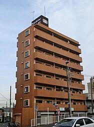 ライオンズマンションYOKOHAMA WEST[7階]の外観