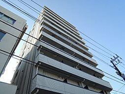 東京都台東区千束4丁目の賃貸マンションの外観