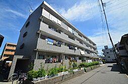 愛知県名古屋市港区川間町3丁目の賃貸マンションの外観