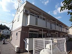 千葉県柏市亀甲台町1丁目の賃貸アパートの外観