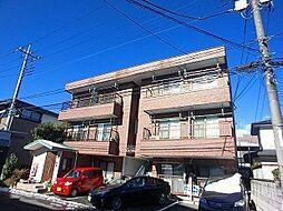 カサベルデ[3階]の外観