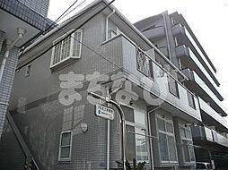 千葉県浦安市北栄4丁目の賃貸アパートの外観
