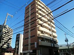 大阪府門真市速見町の賃貸マンションの外観