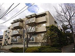 兵庫県神戸市東灘区御影郡家2丁目の賃貸マンションの外観