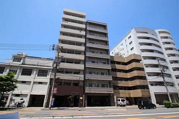 T.M.住吉ビル 4階の賃貸【広島県 / 広島市中区】