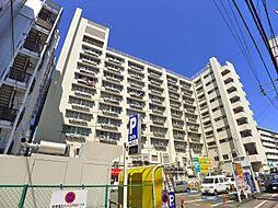 竹の塚駅前ビル[3階]の外観