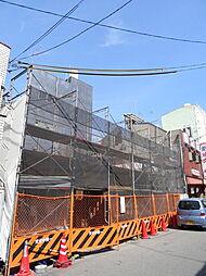 梅香新築マンション[6階]の外観
