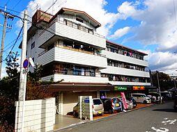 プレアール喜多[3階]の外観