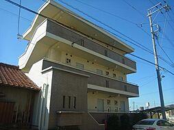 上田パストラルコート[1階]の外観