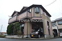 [一戸建] 東京都東久留米市下里5丁目 の賃貸【/】の外観