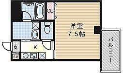 Avanti Parco野田[9階]の間取り