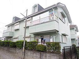 第一平野ハイツ[2階]の外観