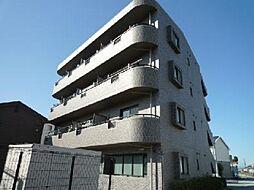 愛知県岩倉市東町掛目の賃貸マンションの外観