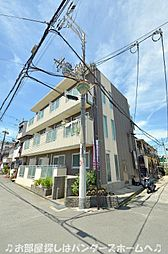 大阪府枚方市御殿山町の賃貸マンションの外観
