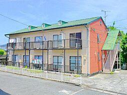 佐賀県佐賀市長瀬町の賃貸アパートの外観