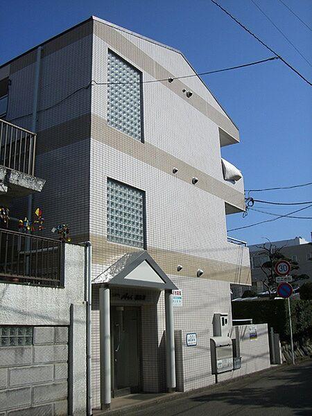 コスモAoi湘南台1[1階]の外観