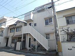 兵庫県神戸市灘区篠原南町2丁目の賃貸マンションの外観