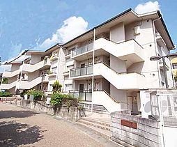 京都府宇治市菟道大垣内の賃貸マンションの外観