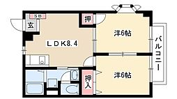 須ヶ口駅 4.1万円