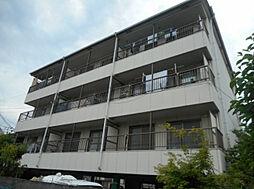 雅マンション[4階]の外観