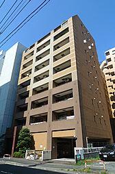 プラウディア新横浜[1002号室]の外観