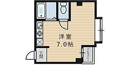 AB67[1階]の間取り