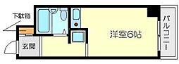 ライオンズマンション新大阪第3[12階]の間取り