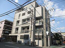 大阪府大阪市都島区中野町4の賃貸マンションの外観
