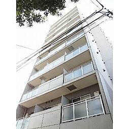 東京都杉並区上高井戸3丁目の賃貸マンションの外観